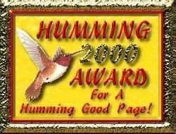 Hummer Award