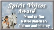 Spirit Voices Award