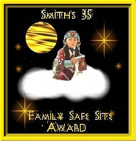 Family Safe Site Award