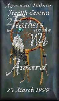 Two Feathers Award