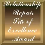 relationship repair award of excellence