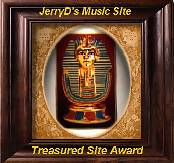 Treasured Site Award